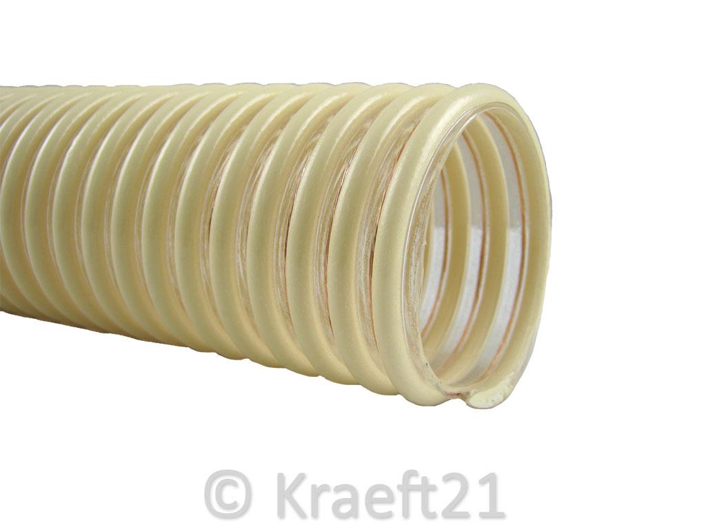pvc pu pelletschlauch eolo antistatisch spirale nw100 f rderschlauch pellets ebay. Black Bedroom Furniture Sets. Home Design Ideas